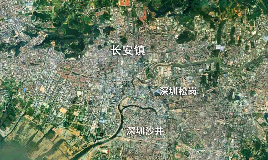 长安镇gdp_东莞长安镇地图