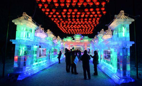 外媒:哈尔滨正加紧筹备国际冰雪节 期待八方来客