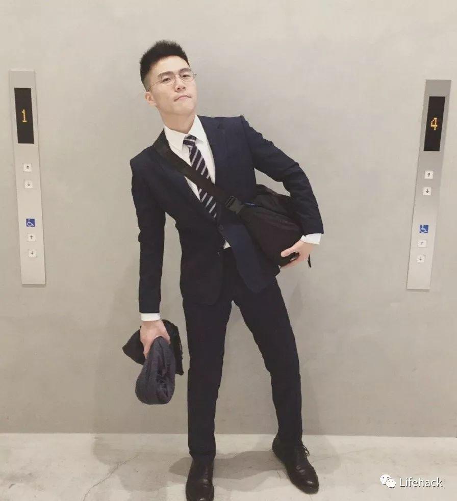 中国男生穿正装,原来可以这么帅帅帅~