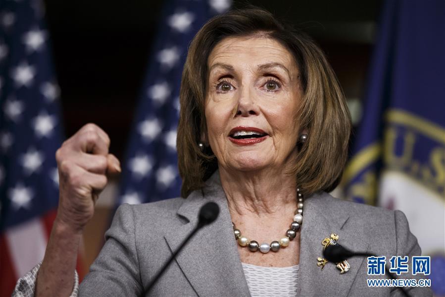 美国会众议院司法委员会批准向全院递交特朗普弹劾条款