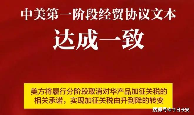 中美协议6大细节曝光,该协议传递了哪些信号?大转折真的来了