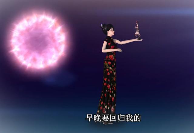 叶罗丽:唯一一个会跟着主人老去的仙子,她被辛灵害惨了