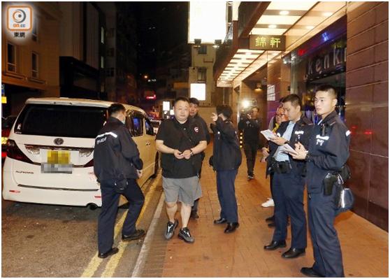 韩游客香港扫货百万名表,然后遇到了黑衣人...