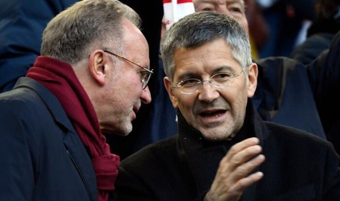 新主席:拜仁必须拿到第6次欧冠冠军 最迟2022年