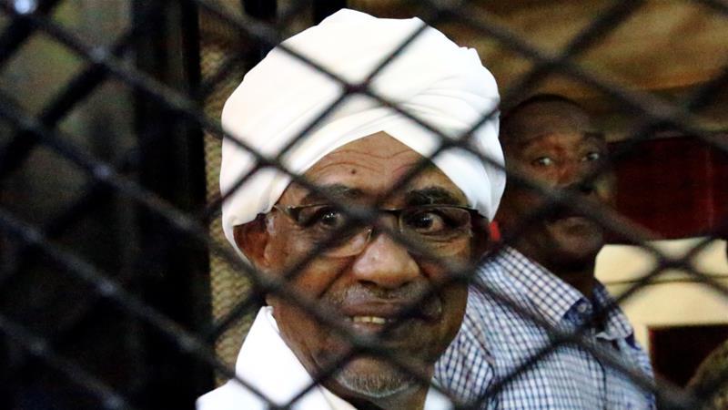 专题片解说词快讯!苏丹前总统巴希尔因贪污罪