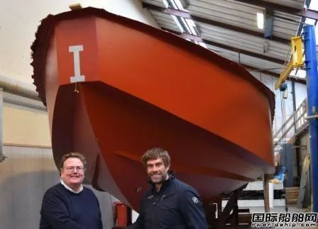 这两家船企合作研发全球首艘零排放工作船