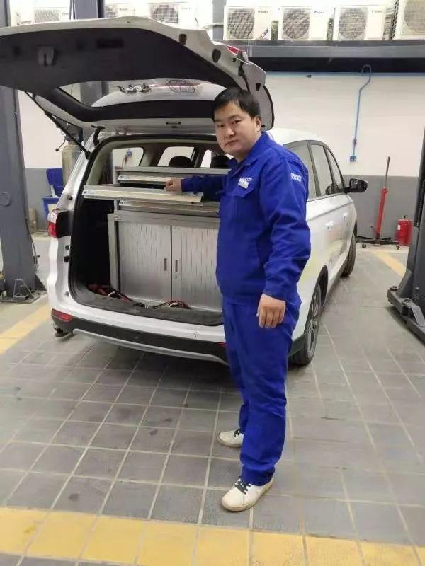 河南宏基汽车集团11月销售冠军与服务明星 榜单出炉