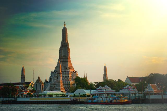 泰国曼谷,2019最热门必访打卡景