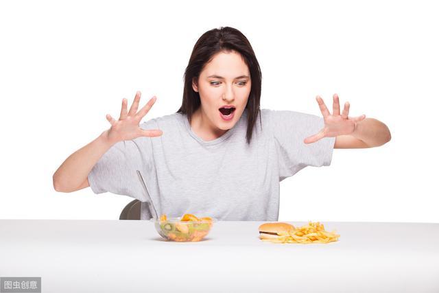 """减肥期间,坚持这""""5不""""原则,快速降低体脂率"""