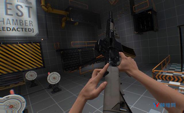 VR FPS游戏《Boneworks》物理游戏机制介绍