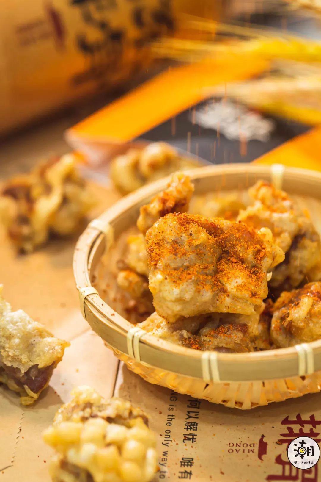 """广州街边能吃的""""暖手宝"""",没对象的人都靠TA们…"""