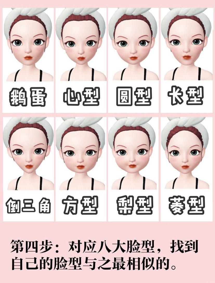 「脸型测试」你的脸型适合什么发型?教你1分钟测试自己脸型