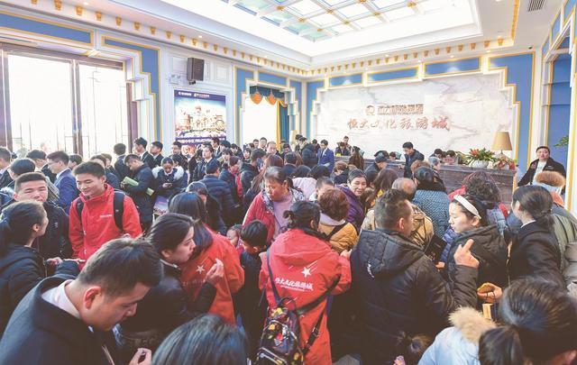 直升机看房燃爆周末,武汉恒大年夜文明旅游城行将隆重年夜出售