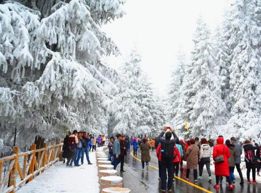 赏雪、玩雪、乐雪就在天山天池第十八届冰雪风情节