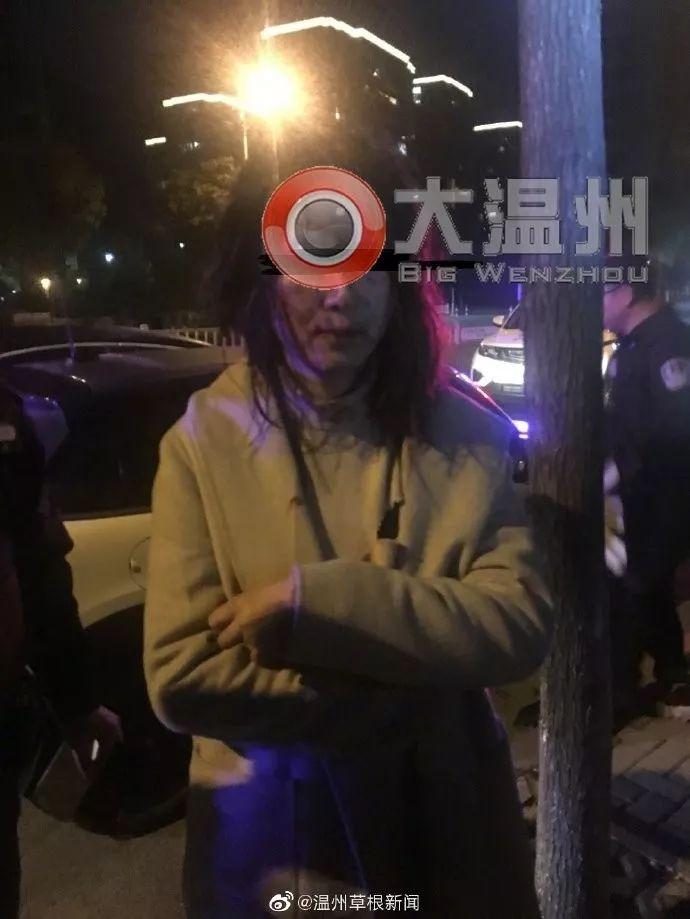 温州女子被强行吃屎事件,惊天反转!当时女子车震偷情被抓奸...