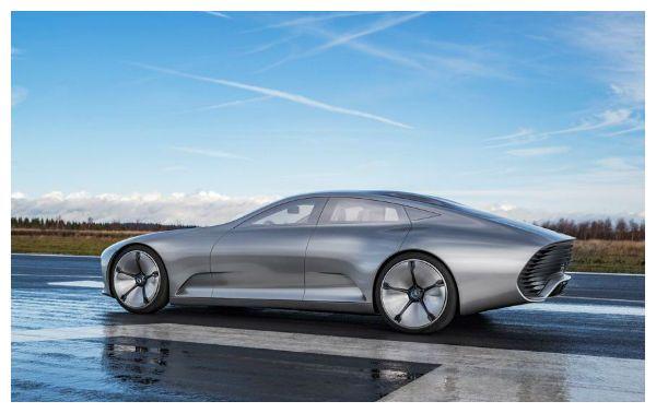 奔驰和电咖啡新能源车哪个好?