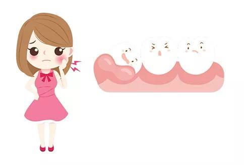 牙疼不是病疼起來要命備孕前一定要把智齒拔完么