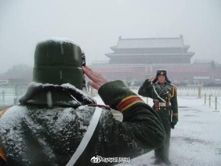 北京暴雪蓝色预警:2019北京下雪时间天气预报