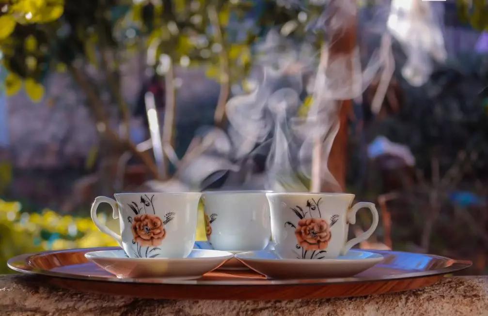 品鉴普洱熟茶六个方面:香、甜、醇、润、厚、滑