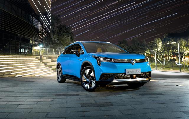 代表新能源汽车崛起,Aion LX斩获第七届轩辕奖年度十佳汽车
