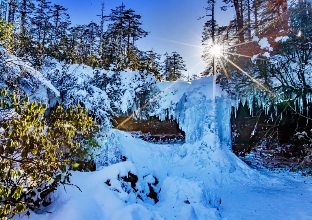 雪景、泡汤、古镇、民宿、美味……快来洪雅畅享冬日休闲假期吧!