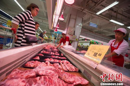 国家统计局:猪肉价格逐步企稳回落可期