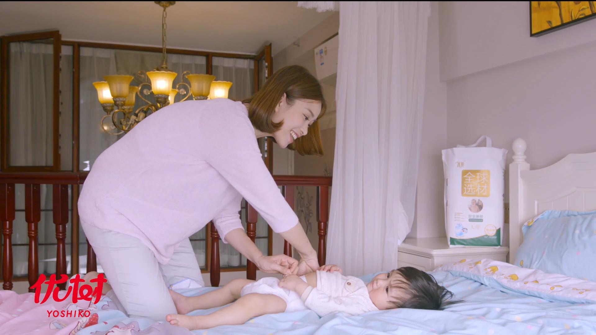 优树育儿:纸尿裤尺码更换不及时,竟然影响宝宝生长发育