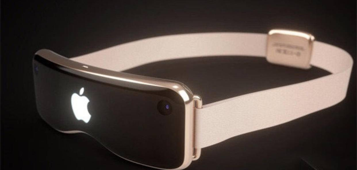 新专利!苹果未来智能眼镜或将增加防摔机制