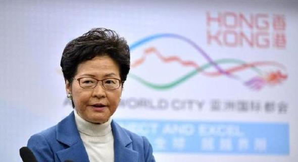 林郑月娥:真正止暴制乱需全社会各界向暴力说不