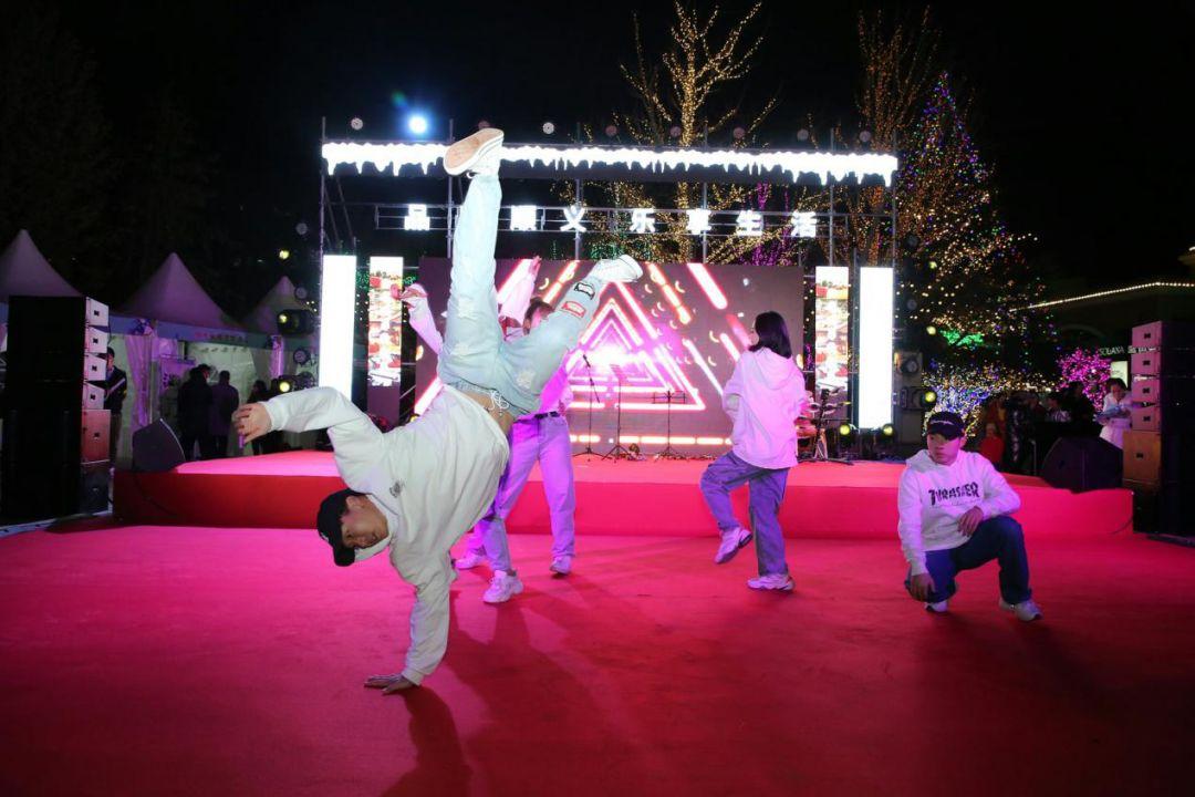 第五届北京顺义冰雪温泉欢乐季推介会精彩亮相蓝色港湾
