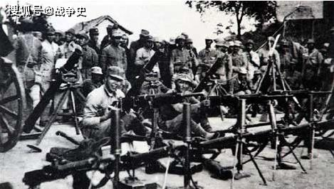 敌后抗战怎么打?我军战将缴获日本天皇御赐大炮,成为军博战利品