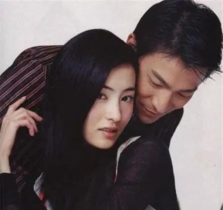 网传刘德华近期身体状况差,张柏芝承认三胎老公是刘德华?