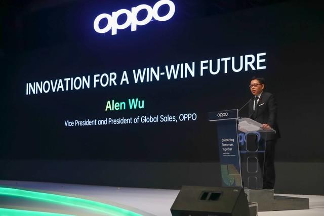 <b>OPPO召开亚太战略发布会携手合作伙伴共赢未来</b>