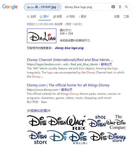 """大连""""城市LOGO""""获奖作品被指抄袭迪士尼 官方回应来了"""