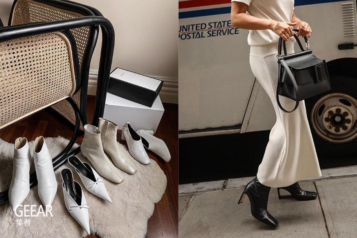总觉自己的靴子显不出高贵气质?因为你没有注意这个鞋头设计!