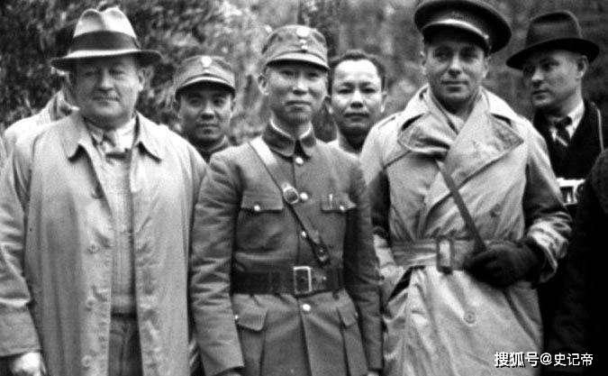 历史-战神薛岳活了103岁, 临死前大喊8个字, 字字寒心