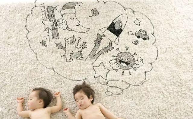 真正扼杀孩子想象力的不是学认字和简笔画,而是