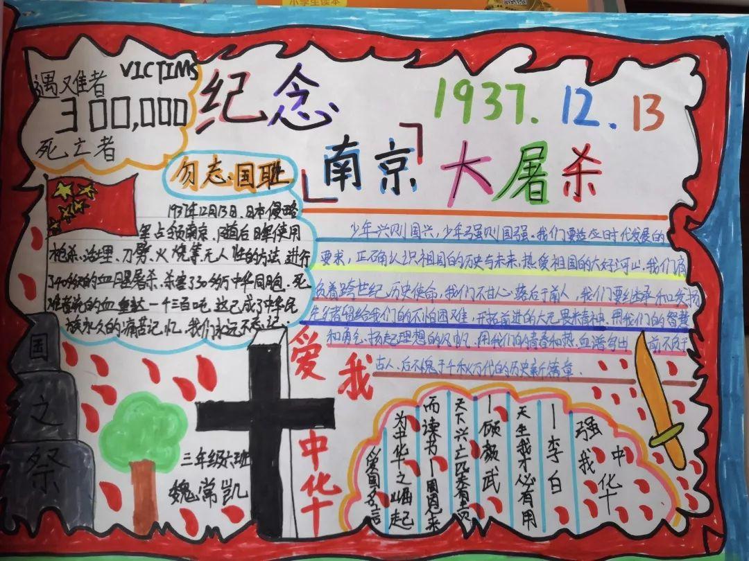 最新抗日手抄报图片大全,关于抗日战争的手抄... - 中国手抄报网