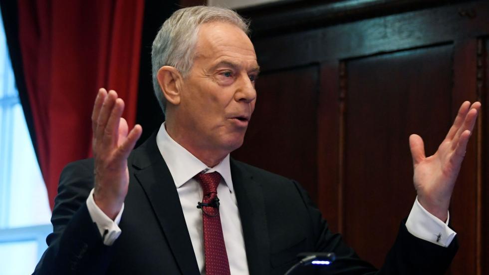 英国前首相布莱尔怒评工党大选表现:沉浸幻想不能自拔