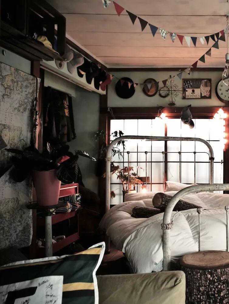 日本花艺师,用三年时间把家改造成无数人最向往的样子