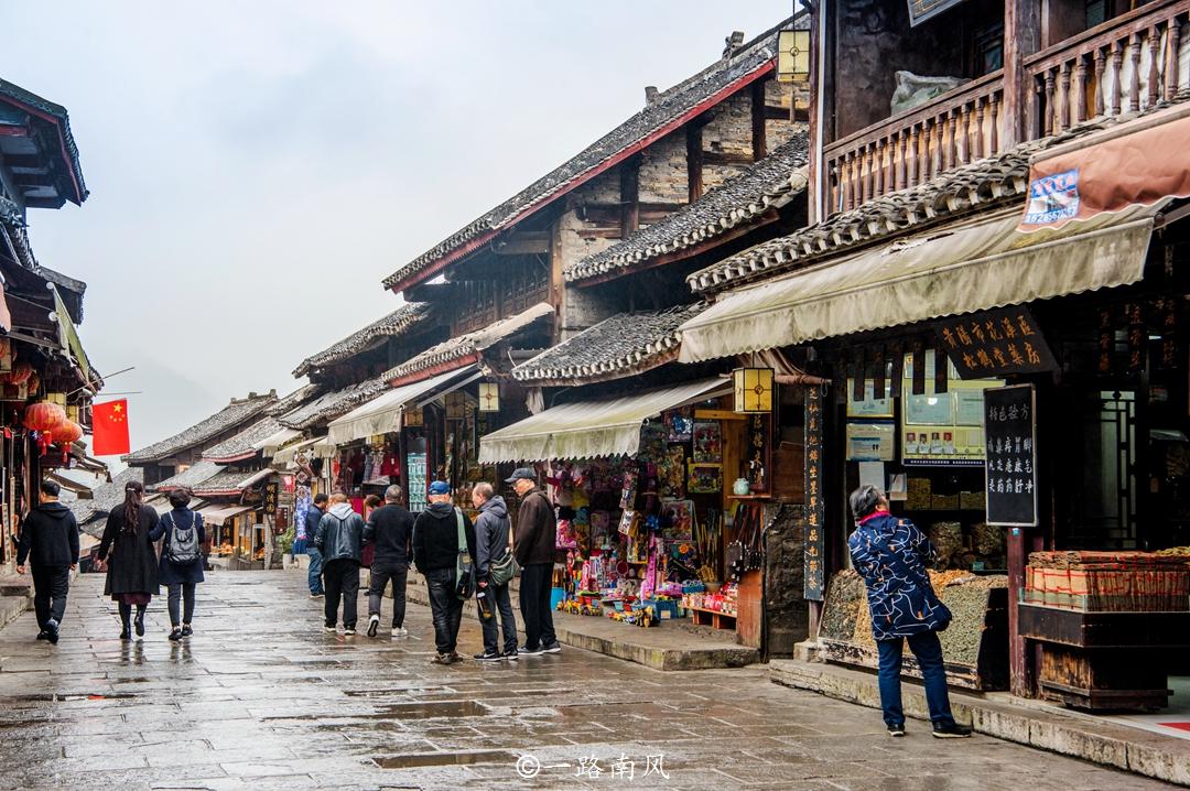 贵州第一个状元出自贵阳这座古镇,环境古朴,名气不如乌镇西塘!