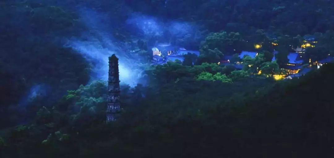 说说国清寺建成前的那些事儿……