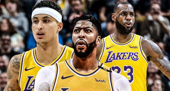 [体育新干线]原创NBA最新总冠军赔率:湖人领跑,火箭降一位,勇