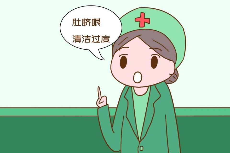 给宝宝洗完澡之后,娃却一直肚子疼,医生:妈妈爱干净惹的祸