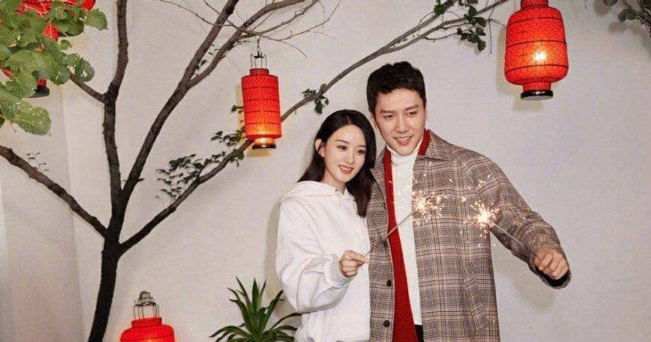 """""""知否""""夫妇首次合体营业,粉丝化身柠檬精,把冯绍峰p成圣诞树"""