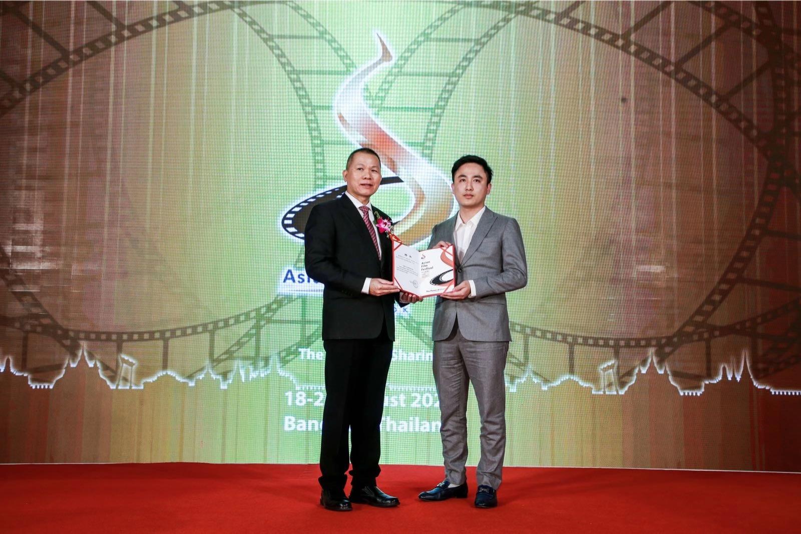 首届亚洲电影节2020年8月曼谷举办 徐峥担任中泰电影推广大使