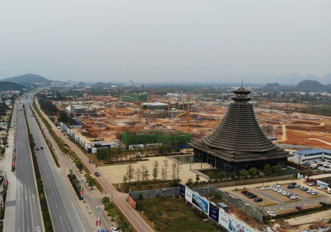 定了!桂林雁山融创万达文旅城计划明年这日对外营业