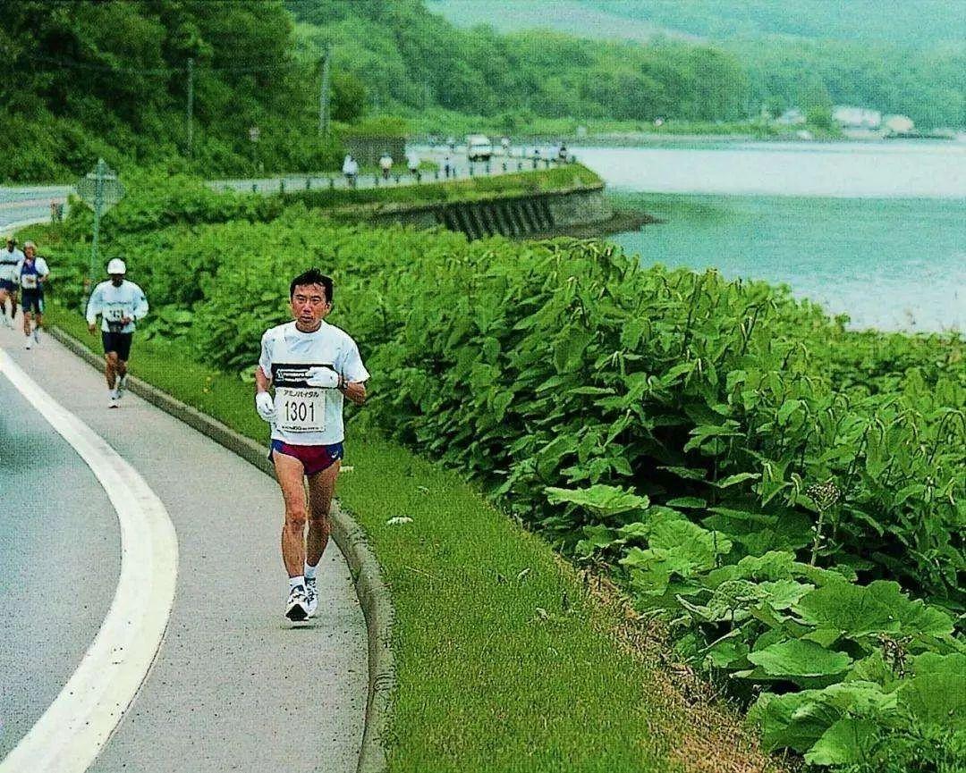 跑步,是一个人的朝圣