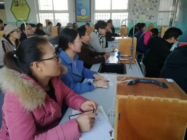 传递优质教育资源乡