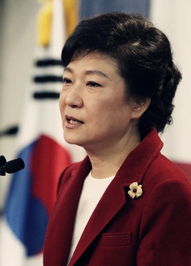 韓群眾支持樸槿惠 總有人期待著樸槿惠平安出獄這是何故?